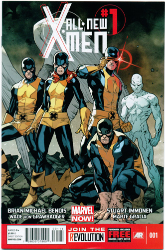 ALL-NEW X-MEN#1