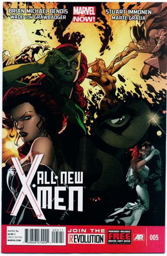 ALL-NEW X-MEN#5