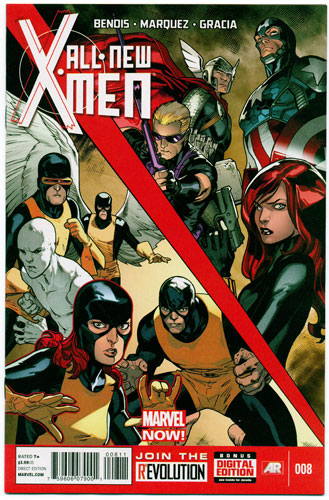 ALL-NEW X-MEN#8