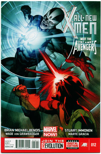 ALL-NEW X-MEN#12