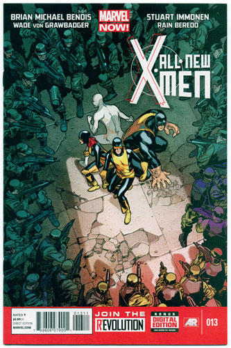 ALL-NEW X-MEN#13