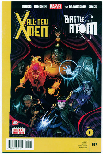 ALL-NEW X-MEN#17