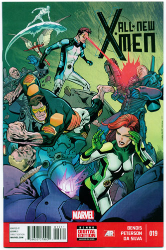 ALL-NEW X-MEN#19