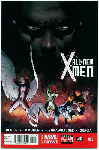 ALL-NEW X-MEN#28
