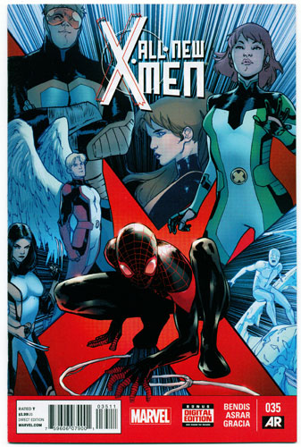 ALL-NEW X-MEN#35