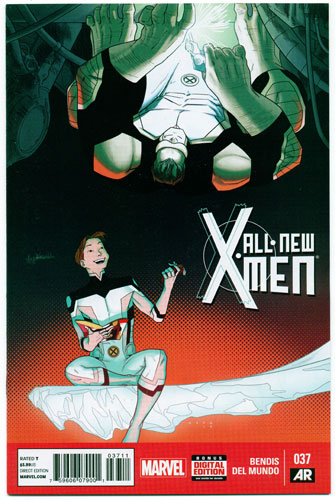ALL-NEW X-MEN#37