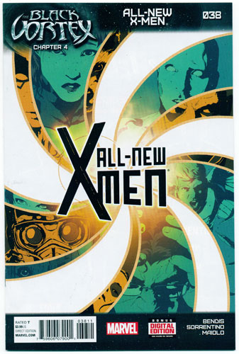 ALL-NEW X-MEN#38