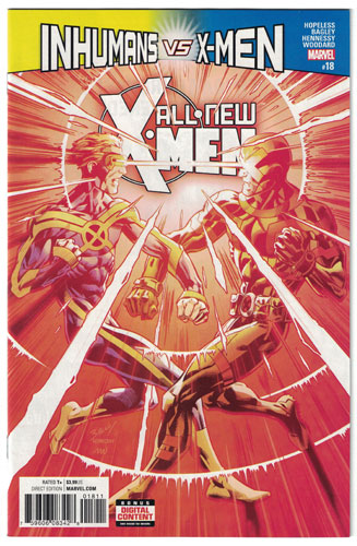ALL-NEW X-MEN#18