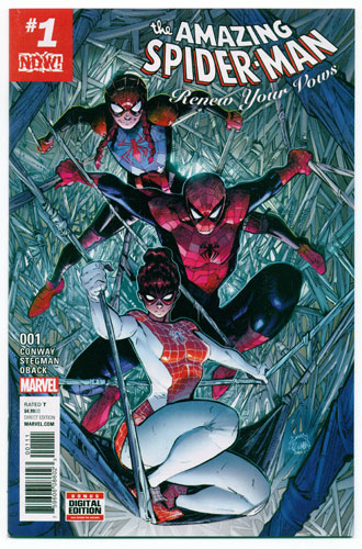 AMAZING SPIDER-MAN: RENEW YOUR VOWS#1