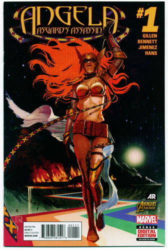 ANGELA: ASGARD'S ASSASSIN#1