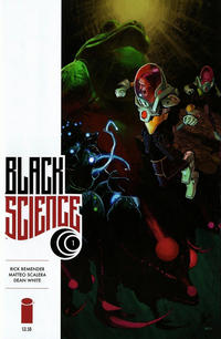 Key Issue cover 1 for BLACK SCIENCE