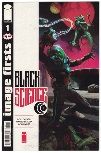 BLACK SCIENCE#1