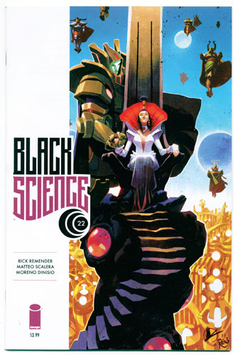 BLACK SCIENCE#22