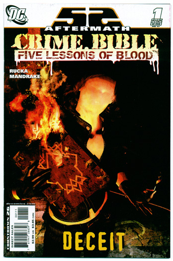 CRIME BIBLE: THE FIVE LESSONS OF BLOOD#1