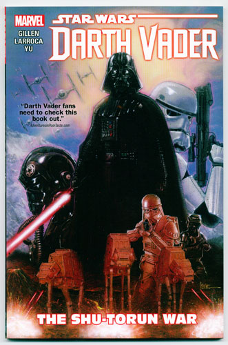 DARTH VADER VOL 03: THE SHU-TORUN WAR