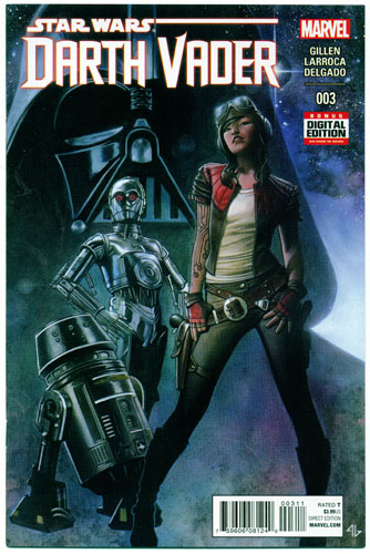 Key Issue cover 1 for DOCTOR APHRA
