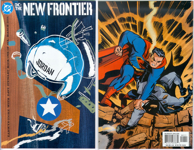 DC: THE NEW FRONTIER#1