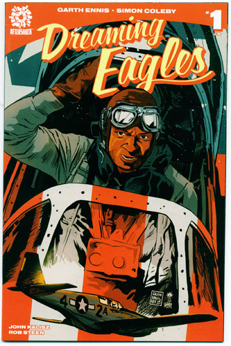 DREAMING EAGLES#1