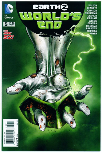 EARTH 2: WORLD'S END#5