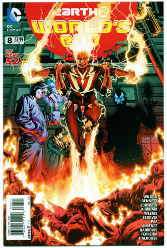 EARTH 2: WORLD'S END#8