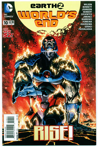 EARTH 2: WORLD'S END#10