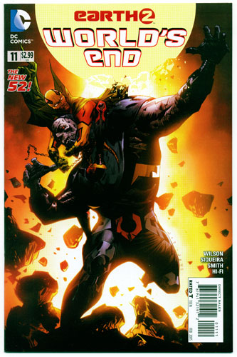 EARTH 2: WORLD'S END#11