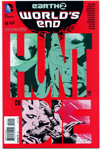EARTH 2: WORLD'S END#14