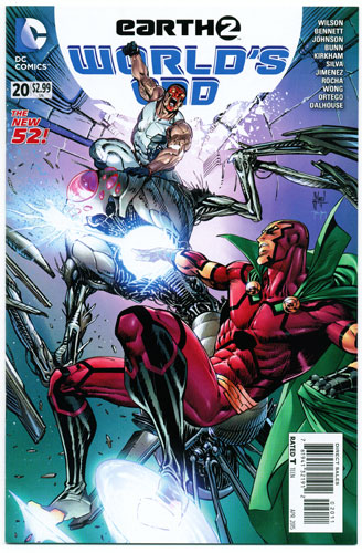 EARTH 2: WORLD'S END#20