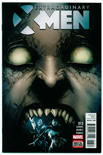 EXTRAORDINARY X-MEN#13
