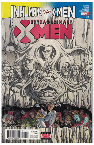 EXTRAORDINARY X-MEN#17