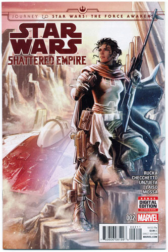 JOURNEY TO STAR WARS: THE FORCE AWAKENS--SHATTERED EMPIRE#2