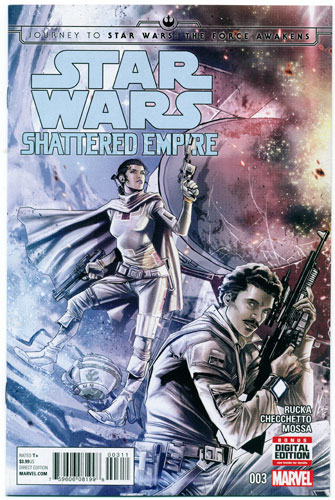 JOURNEY TO STAR WARS: THE FORCE AWAKENS--SHATTERED EMPIRE#3