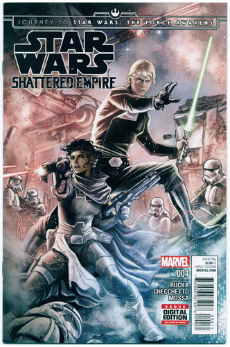 JOURNEY TO STAR WARS: THE FORCE AWAKENS--SHATTERED EMPIRE#4