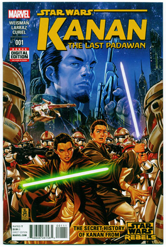 KANAN, THE LAST PADAWAN#1