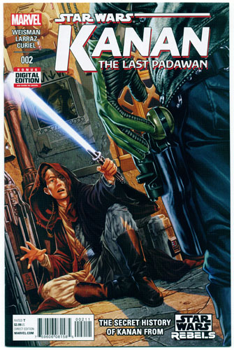 KANAN, THE LAST PADAWAN#2