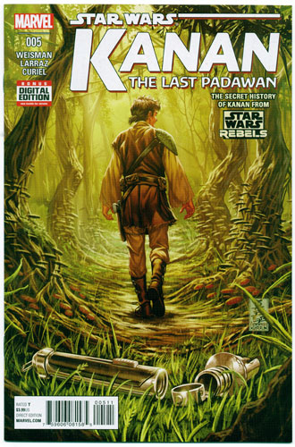 KANAN, THE LAST PADAWAN#5