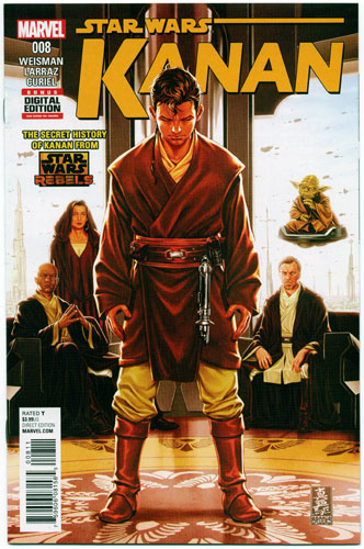 KANAN, THE LAST PADAWAN#8