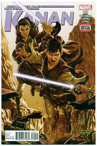 KANAN, THE LAST PADAWAN#9