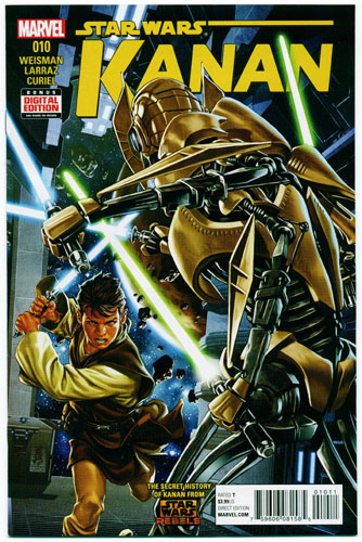 KANAN, THE LAST PADAWAN#10