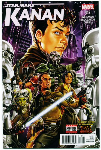 KANAN, THE LAST PADAWAN#12