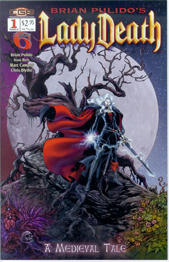 LADY DEATH: MEDIEVIL TALE#1