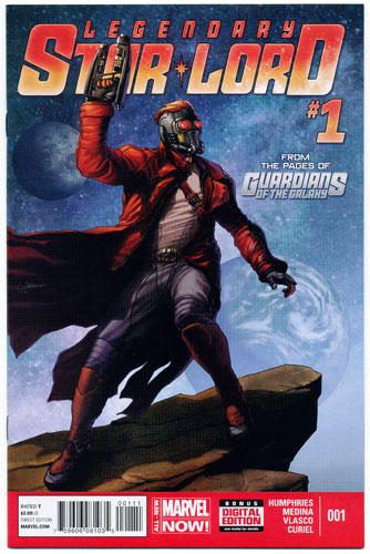 LEGENDARY STAR-LORD#1