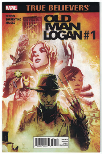 OLD MAN LOGAN#1
