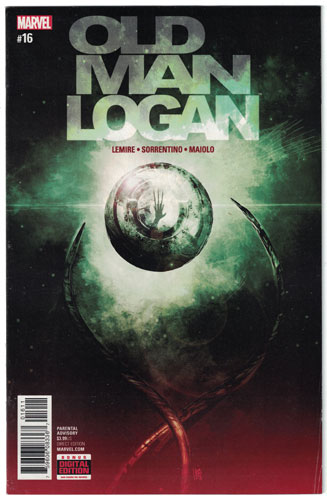 OLD MAN LOGAN#16