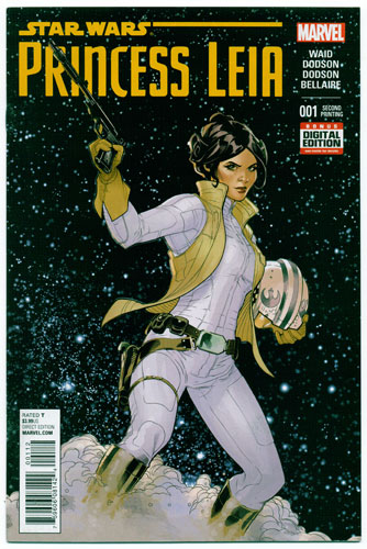 PRINCESS LEIA#1