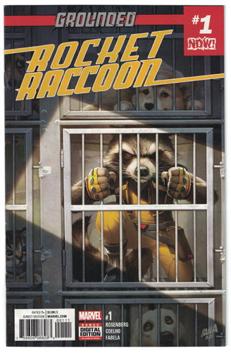 ROCKET RACCOON#1