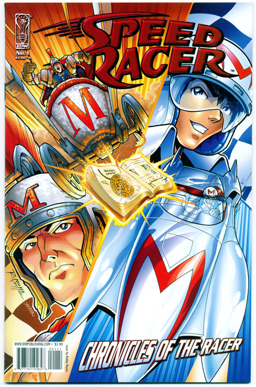 SPEED RACER: CHRONICLES OF THE RACER#1