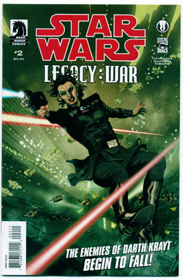 STAR WARS: LEGACY--WAR#2