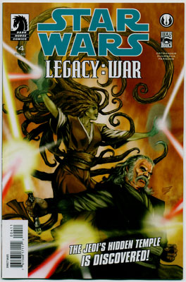 STAR WARS: LEGACY--WAR#4