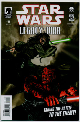 STAR WARS: LEGACY--WAR#5